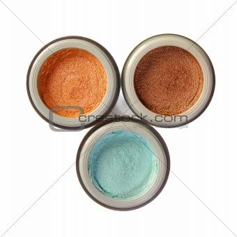 three powders