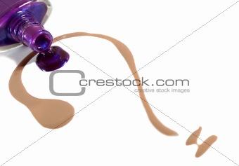 Cosmetic nail polish