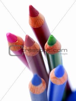 Cosmetic pencils
