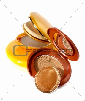 cosmetic powders