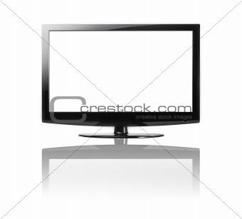 flat screen LCD monitor