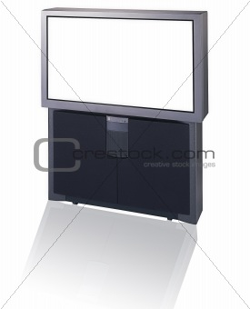 Blank screen isolated