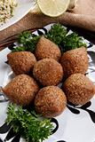 Fried Kibbe
