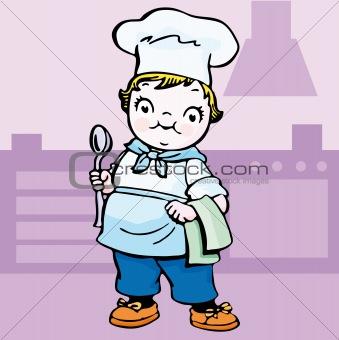 Babe chef