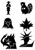 North American Symbols