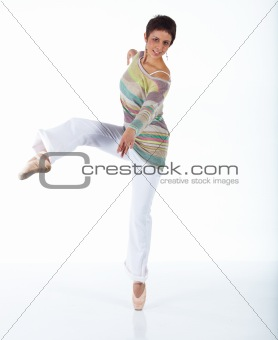 Freestyle Ballet Dancer