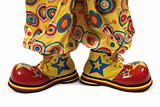 Clown shoes