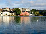 Breiavatnet, the main Stavanger Lake