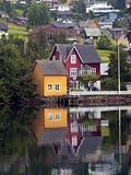 Nordheimsund Harbor