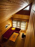 Scandinavian Cabin Interior