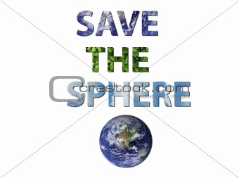 Save the sphere