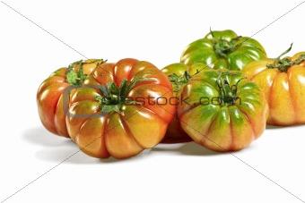 tomatos background