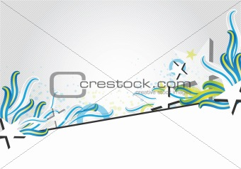 abstract creative design