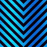 Downward Hazard Stripes