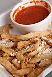 Eggplant Fries