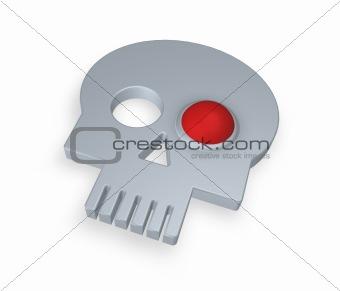 skull shape