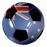 football new zealand flag