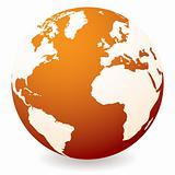 red hot globe