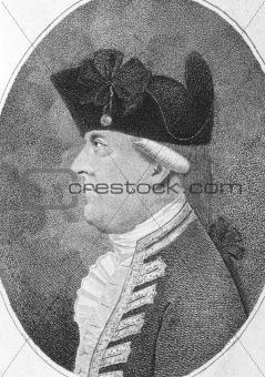 Alan Gardner, 1st Baron Gardner