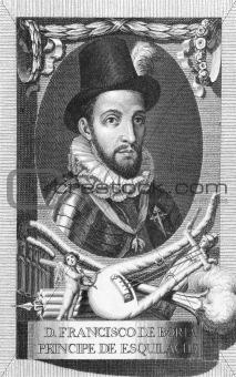 Francisco de Boria