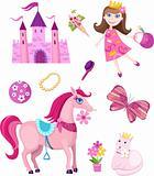 fairy-tale set
