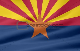 Flag of Arizona - USA
