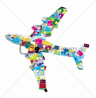 Aircraft pattern