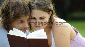 Candid reading