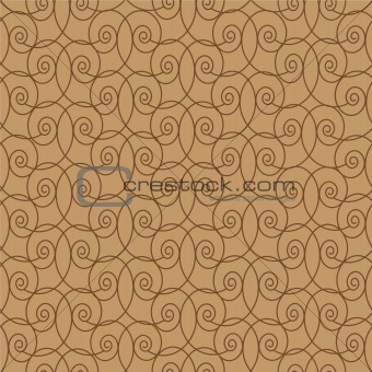 Abstract whorled background. Seamless