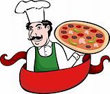 chef menu pizza