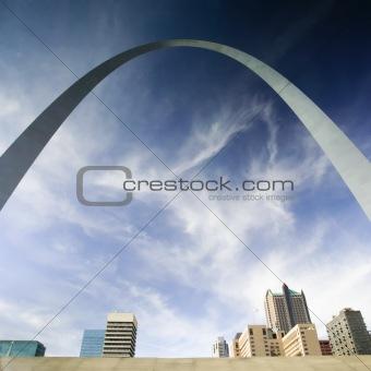 Arch St Louis