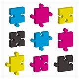 jigsaw pieces cmky