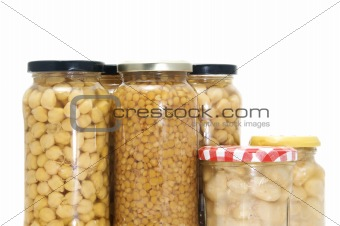 canned legume