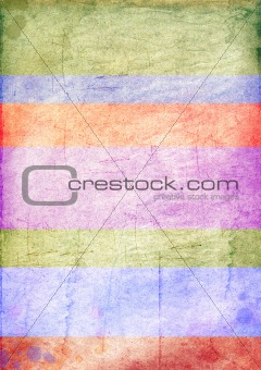 background - vintage grungy colored stripes