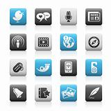Social Media // Matte Icons Series
