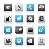 Web 2.0 // Matte Icons Series