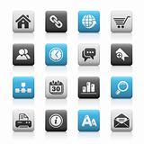 Web Site & Internet // Matte Icons Series
