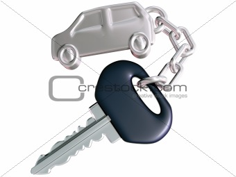 Car Key and Car Fob