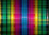 rainbow band grunge background