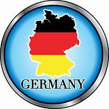 Germany Round Button