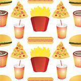 fast food tile
