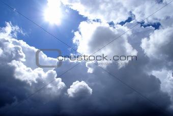 Sky of Paris