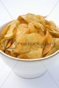 Potato Chips Kettle Type