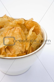 Potato Chips Kettle Type