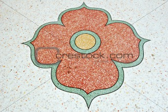 Floor flower