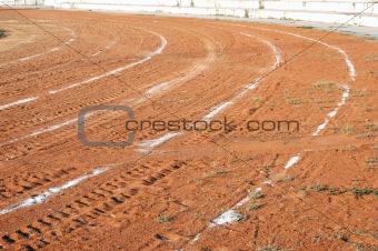 Grit track