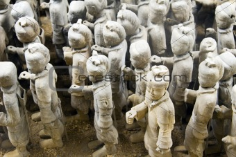 Terracotta Warriors IV