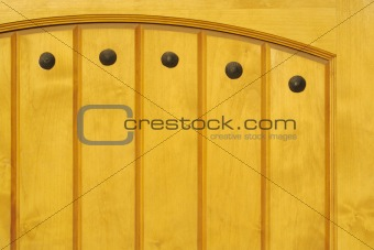 Abstract Architectural of Door