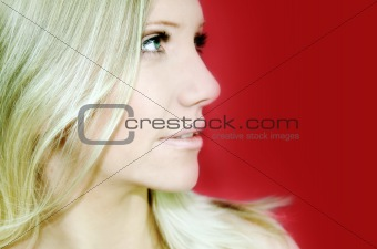 business and beauty portrait