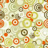 abstract color circular background